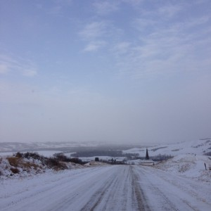 Writer it's cold out here