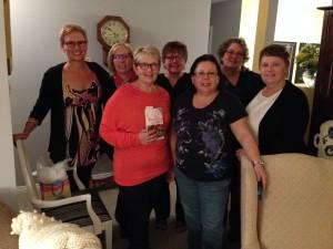 Women with Substance: Shirley, Betty, Connie, Sandi, Karen, Donna