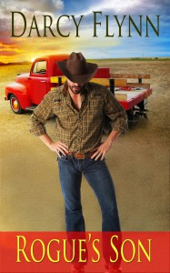 A man in a cowboy hat and a truck. Looking good