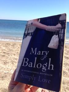 Simply Love on the beach