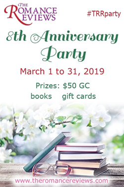 The Romance Reviews 8th Anniversary Party