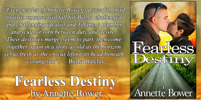 annette bower's fearless destiny