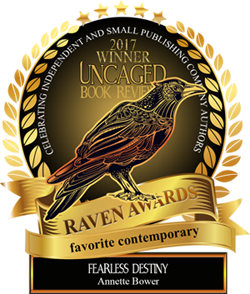 raven award fearless destiny